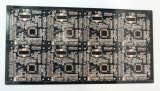 Doppelte Schicht-gedrucktes Leiterplatte-elektronische Bauelemente Schaltkarte-Vorstand