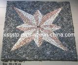 Teste padrão artístico elevado do mosaico para a decoração da parede e do assoalho