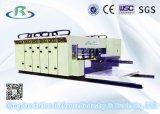 5 Serie automatische der Farben-6 Drucken, diestempelschneidene Maschinerie kerbt