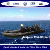 새 모델 스포츠 Rib660 배