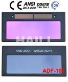 De zonne Auto Verdonkerende Filter van het Lassen (adf-108)