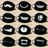 低いMOQのカスタムロゴデザイン塵マスクの洗濯できる物質的な綿口のマスク