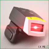 Bluetooth 2D scanner de códigos de barras Lector de códigos de barras de los dedos