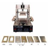 MultifunktionsHandy LCD-Reparatur-Gerät 5 in 1 LCD-Trennzeichen Maschine-Vakuum, das Maschine-Aufbauen-in Vakuummercury-lamellierender Maschine lamelliert