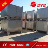 De Vierkante Tank van uitstekende kwaliteit van de Gisting, de Totalisators van het Roestvrij staal IBC