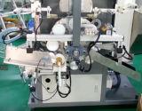 Cargar y descargar la impresora automática de alta velocidad del traspaso térmico