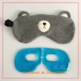 Owl Animal Sleep Mask Cold Hot Pack