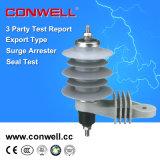 Protecteurs de saut de pression électriques normaux de foudre de polymère du CEI