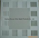 Metal Perfurado Arquitetural de Aço Inoxidável para Decoração de Edifícios