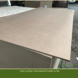 Carb P2 сертификата 12мм обычной MDF / Raw MDF для мебели