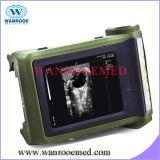 Scanner veterinario di ultrasuono Usrku10 per bovino, equino, ovino, canino, felino, la capra, i maiali ed il lama