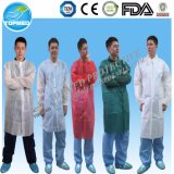 Docteur uniforme Coat Lab Coat de pp