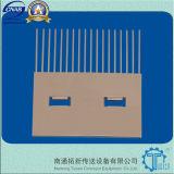 Borracha nivelada da grade 900 na correia modular superior ((SFT900)