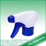 Spruzzatore di plastica di innesco della mini pompa dello spruzzatore del giardino della mano per la bottiglia