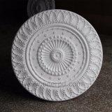 Polyurethan-antike Decken-Medaillons PU-Dekoration Hn-120