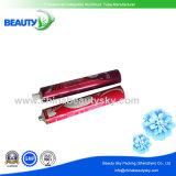 La couleur rouge Enamal avec 4c de l'impression à l'emballage contenant de métal