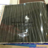 1220*2440mm Cabinet Gloosy couché UV haute de la Mélamine MDF