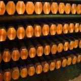 Titanio con revestimiento de cobre Barra de electrodos para Wet Metalurgia / Coquerías