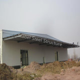 Полуфабрикат пакгауз стальной структуры для сбывания