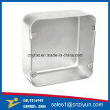 Zoll galvanisierter Stahleinheit-Kasten