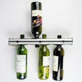 New Design Novelty Rack de parede de alumínio montado em parede