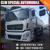 camion di serbatoio di rifornimento di carburante del camion di consegna dell'olio di 6X4 5000gallon 6000gallon