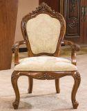 Оптовая торговля европейского деревянный король трон стулья для отеля мебель