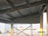 Magazzino della struttura d'acciaio di disegno della costruzione