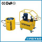 オイルシリンダー大きい容積トン数は二重代理の高尚なシリンダーを持ち上げる