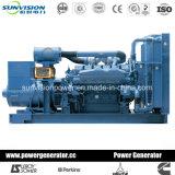generatore di 2000kVA Mitsubishi, generatore elettrico con l'alternatore di Stamford