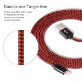 Твердая молния к USB Syncing и шнуру данным по зарядного кабеля