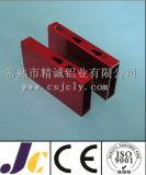 Tubo di alluminio della costruzione, tubo quadrato di alluminio (JC-P-84005)