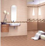 Azulejo impermeable de cerámica interior 300X450m m de la pared de la inyección de tinta del diseño moderno