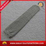 Langes Gefäß-Gleitschutz-Polyester-Socken für Flug (ES3051842AMA)