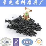Granulares a granel purifican el carbón activado agua