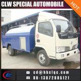 중국은 하수 오물 유조 트럭을 배수하는 4mt 하수구 준설기 차량을 만든다