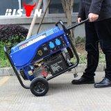 Longo portátil do bisonte (China) BS6500p 5kw - funcionar o gerador da gasolina do tempo