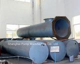 Bomba de turbina vertical multi-estágio vertical