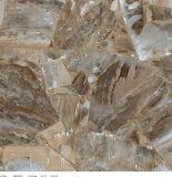 艶をかけられた無作法な床タイル(4064)