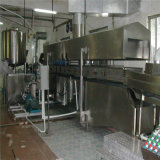 기계를 만드는 육각형 감자와 삼각형 옥수수 칩