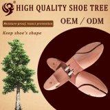 Civière en bois de chaussure d'OEM, arbre de chaussure