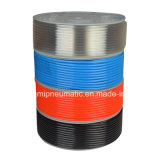 Neumático de poliuretano de tubo de plástico negro (6,5*10mm, 90 Shore A)