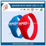 7-Color Wristband do silicone RFID