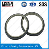 Cilindros Hidráulicos Usar Perfil Odreto PTFE Bronze Single-Acting Rod Sealing