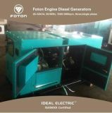 Super Stille Diesel Generator 3 Fase 4 Draad 50Hz 1500rpm 400/230V
