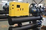 O sistema de refrigeração do chiller de agua para a Planta Química