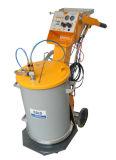 Manuelle Puder-Beschichtung-Maschine mit verflüssigenzufuhrbehälter