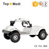 Topmedi sportlicher elektrischer Strom-Mobilitäts-Roller mit Golf-Beutel-Halter und Markise