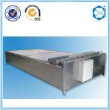 L'aluminium de machine dépensent la machine