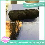 ポリエステルアクリルの編む手の編むウールの毛ヤーン